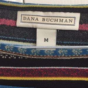 Dana Buchman Tops - Multi colored top